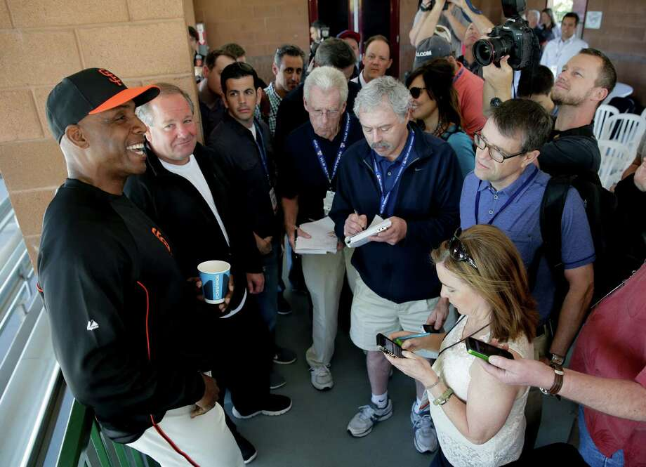 Barry Bonds is among the players with supporters and detractors among Hall of Fame voters. Photo: Chris Carlson / Associated Press / AP