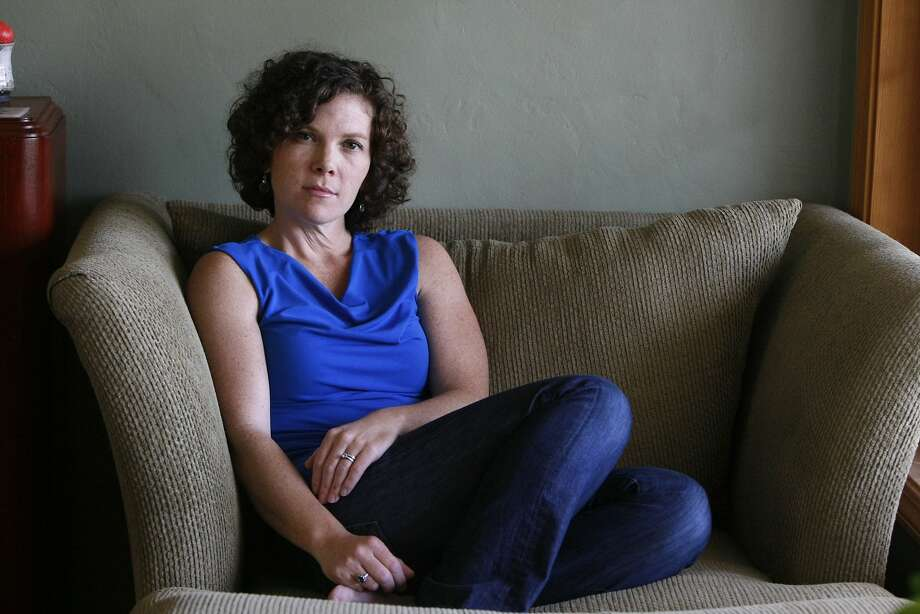Melissa Loerch, who had breast cancer, underwent both traditional ovarian stimulation and random stimulation. Photo: Codi Mills, The Chronicle