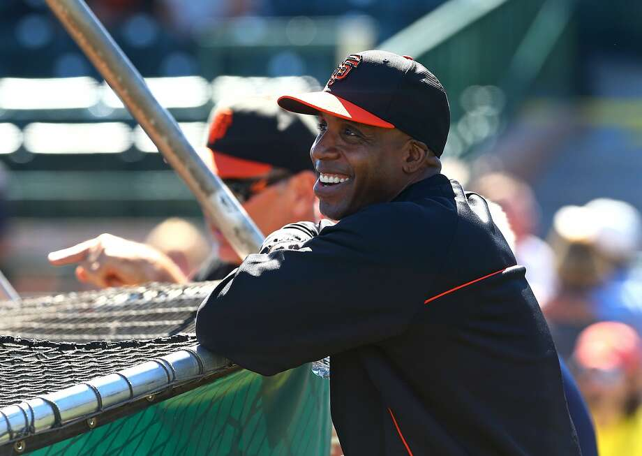Barry Bonds takes on the role of special hitting coach for the Giants. Photo: Mark J. Rebilas, Reuters