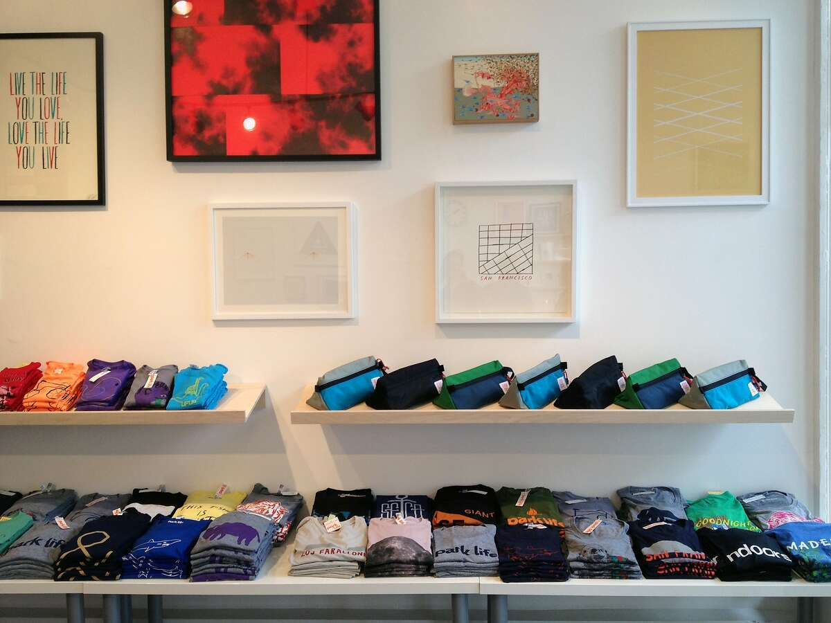 Park Life's second store opens this month at 22nd Street and Shotwell.