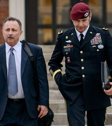 Brig. Gen. Jeffrey Sinclair is accused of sexually assaulting a captain formerly under his command. Photo: James Robinson / Fayetteville Observer / The Fayetteville Observer