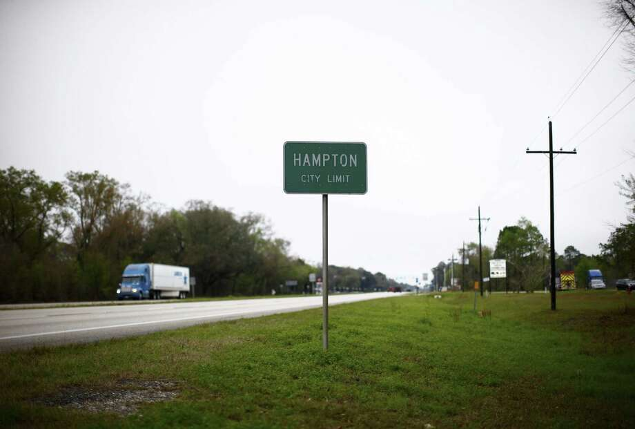The strip of U.S. 301 in Hampton, Fla., is only 1,260 feet, yet from 2011 to 2012, Hampton police issued 12,698 speeding tickets to motorists there. Photo: Edward Linsmier / New York Times / NYTNS