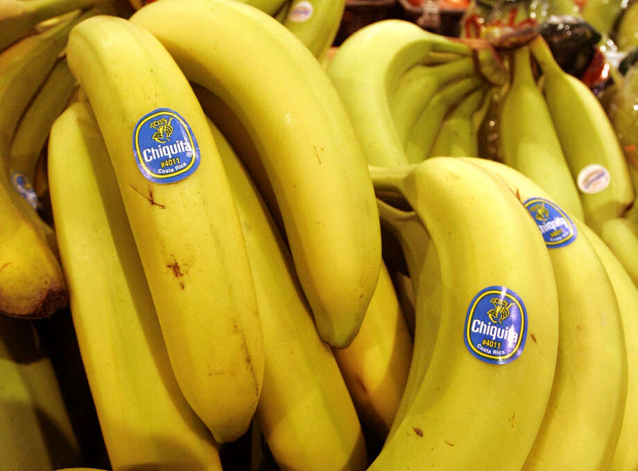 ChiquitaFyffes would be the world's largest producer and distributor of bananas. Photo: Amy Sancetta, STF / AP