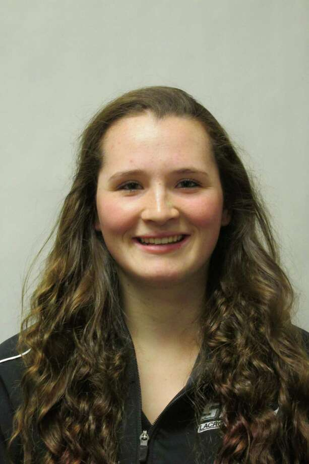 Kimberlee Carr of Sage College, formerly of Colonie High School. (Sage sports information)
