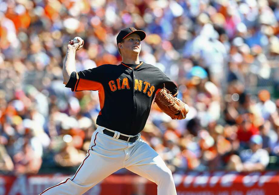 Matt Cain has allowed one hit and no runs in his two spring exhibition starts (eight innings). Photo: Mark J. Rebilas, Reuters