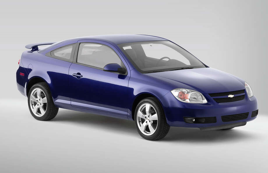 The 2005 Cobalt, already recalled, may be joined by later models of the vehicle. Photo: HO / GENERAL MOTORS