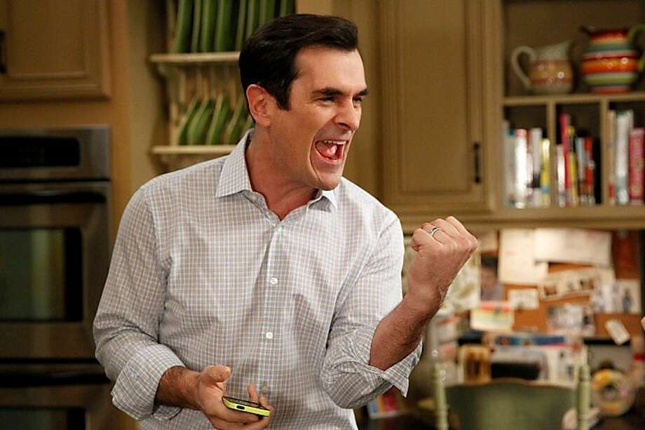 "Ty Burrell says ""you may have to have some experience"" to play oblivious Phil on ""Modern Family."" Photo: Peter Hopper Stone, ABC"