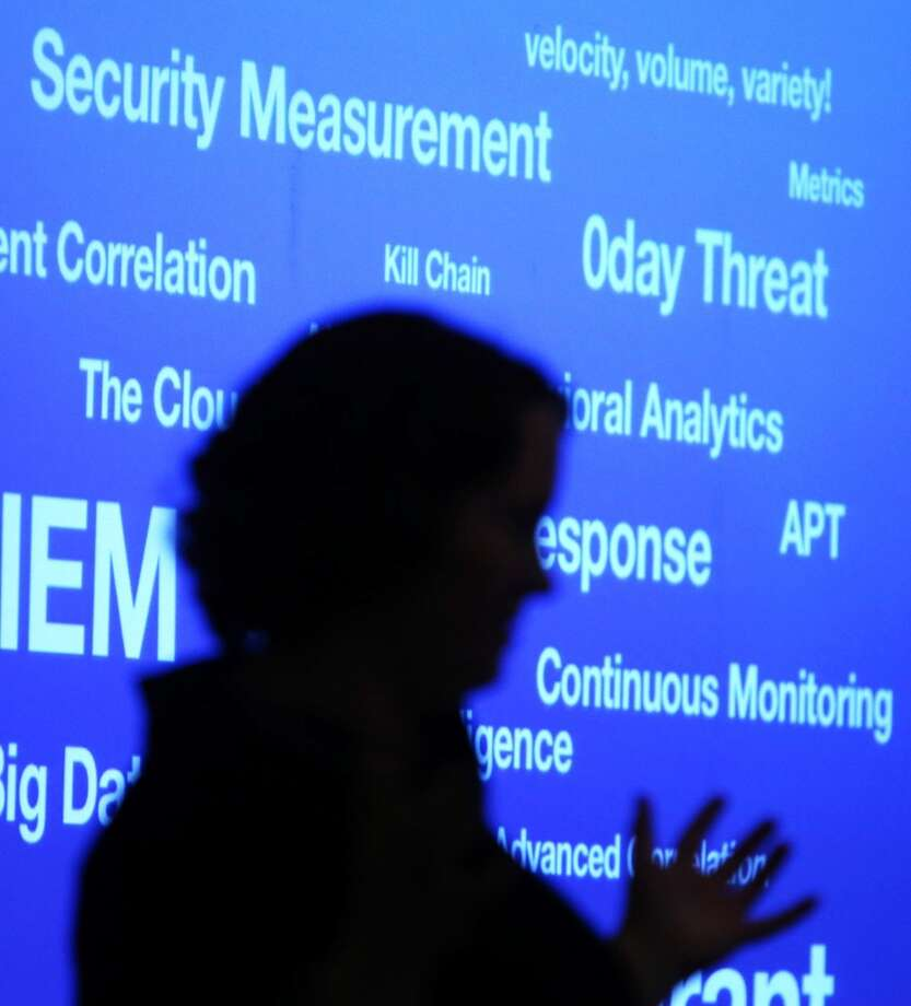 In the era of information, privacy and security is growing in importance. At No. 11, information security analysts make a median salary of $86,170 and expect an employment growth of 36.5% by 2022. Photo: Mark Wilson, Getty Images