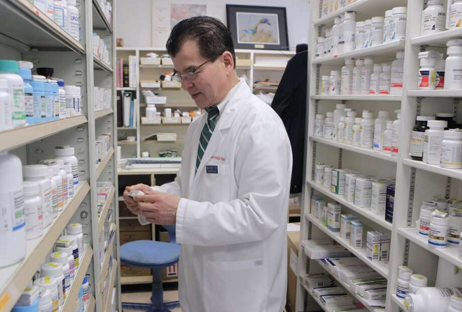 At No. 5, pharmacists make a median salary of $116,670. According to the BLS, the profession is expecting a 14.5% employment growth. Photo: Paul Chinn, The Chronicle