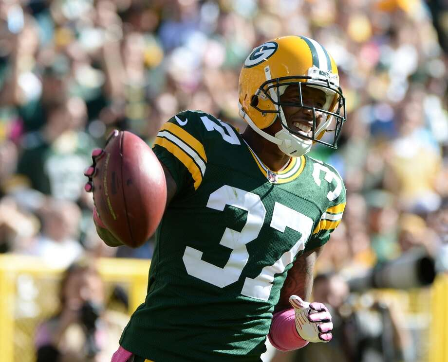 Sam Shields  Position: CB  Status: Re-signed with Green Bay Packers Photo: Harry How, Getty Images
