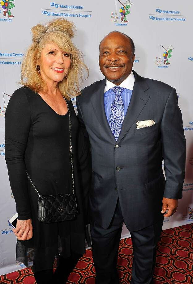 Teressa Morgan and Joe Morgan (L-R) attend the UCSF Medical Center and The Painted Turtle Present A Starry Evening of Music, Comedy & Surprises at Davies Symphony Hall on March 10, 2014 in San Francisco, California. Photo: Steve Jennings, Getty Images For The Painted Tur