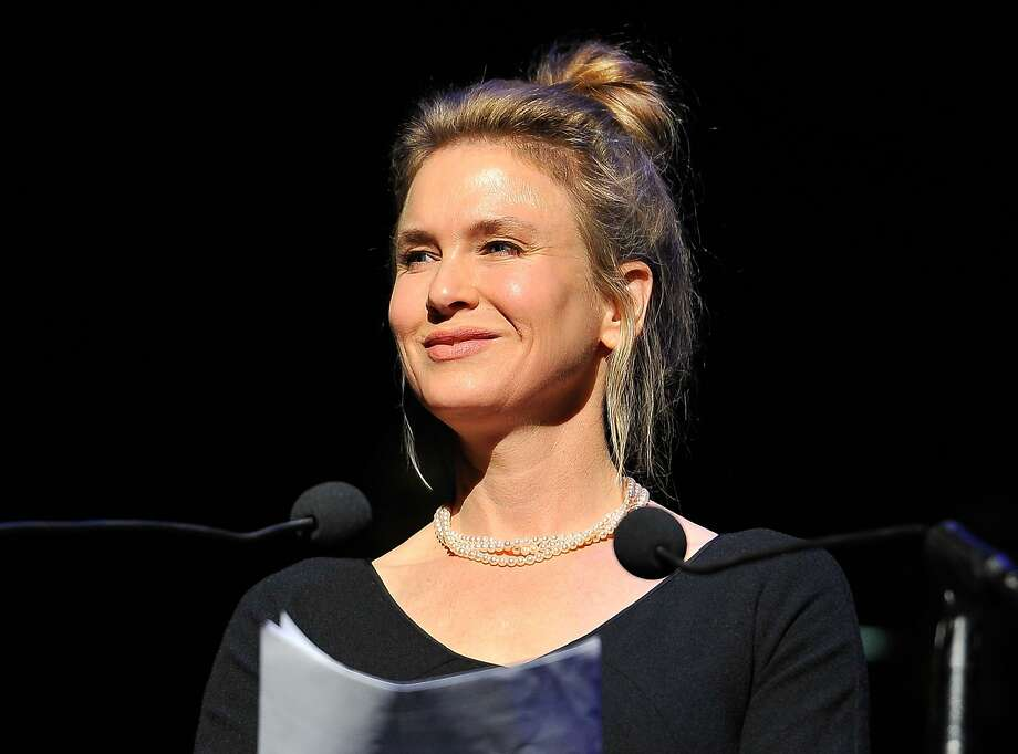 Renee Zellweger attends the UCSF Medical Center and The Painted Turtle Present A Starry Evening of Music, Comedy & Surprises at Davies Symphony Hall on March 10, 2014 in San Francisco, California. Photo: Steve Jennings, Getty Images For The Painted Tur