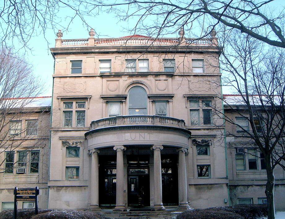 Private research UniversityEvanston, Illinois Photo: Titration451/Wikimedia Commons