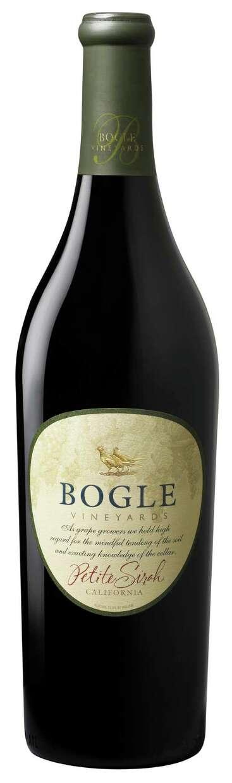 2011 Bogle Petite Sirah Photo: Courtesy Photo