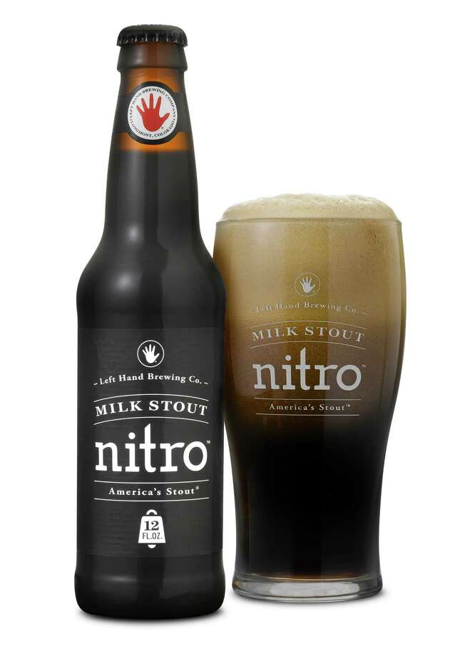 Milk Stout Nitro  from Left Hand Brewing Co. Photo: Left Hand Brewing Co.