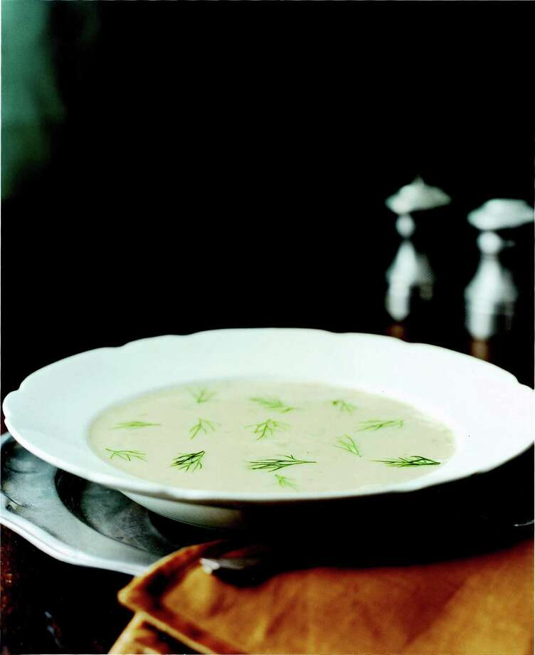 Potato and Leek Soup, from Good Housekeeping Photo: Tara Donne