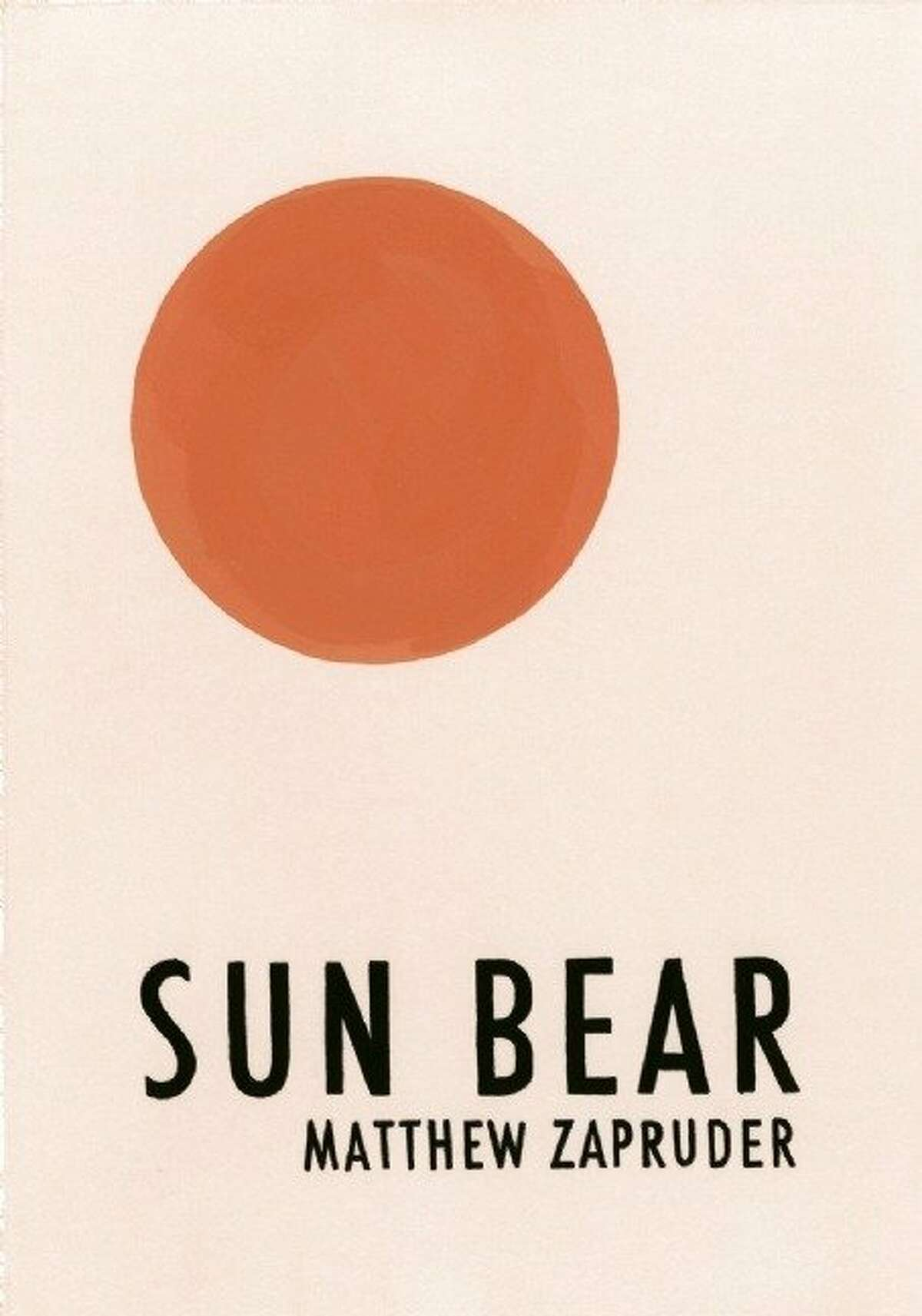 Sun Bear, by Matthew Zapruder