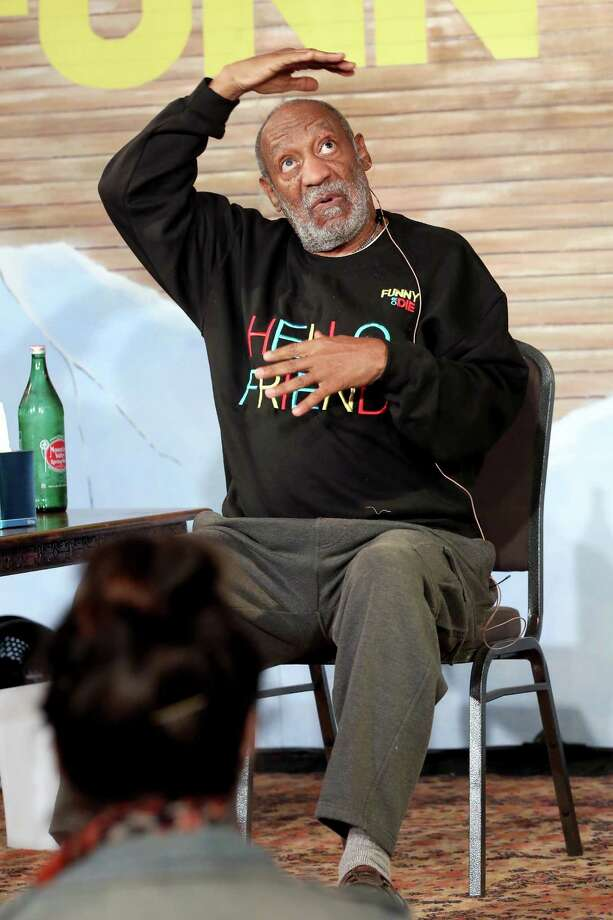 AUSTIN, TX - MARCH 10:  Actor/comedian Bill Cosby performs onstage at Funny Or Die Clubhouse + Facebook Pop-Up HQ @ SXSW - Day 2 on March 10, 2014 in Austin, Texas. Photo: Jonathan Leibson, Getty Images / 2014 Getty Images