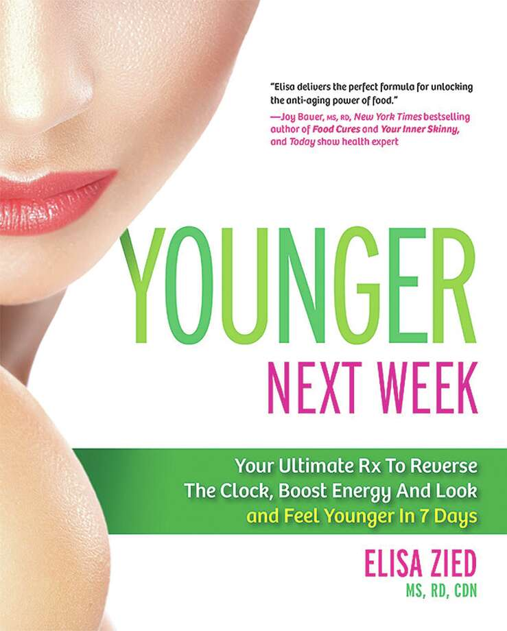 """Younger Next Week"" by Elisa Zied"