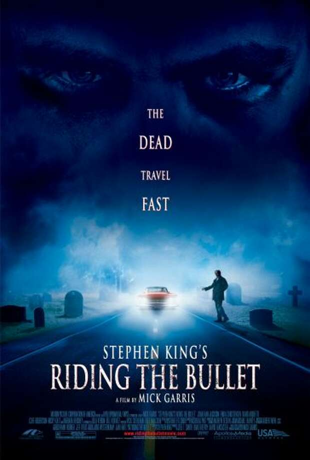 "27 Percent Rotten: Riding the Bullet, 2004 - ""Riding the Bullet"" didn't make it to most of the country's theaters, never making it past a limited theatrical release and was a big financial loser."