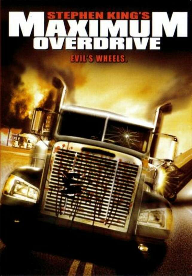 17% Rotten: Maximum Overdrive, 1986 - Stephen's King's first — and only — directorial efforts is a action/sci-fi/campy/horror/etc. flick with Emilio Estevez and a hard-rock soundtrack. What could go wrong? Plenty.