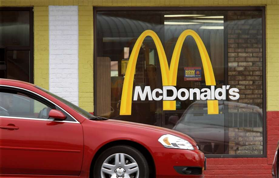 "Served family styleA man nicknamed ""Eggs"" reportedly became upset when his brother Gene cut a McDonald's brownie in half. Eggs allegedly grabbed three steak knives and slashed his brother, who police said defended himself by throwing a television. Photo: Seth Perlman, Associated Press"