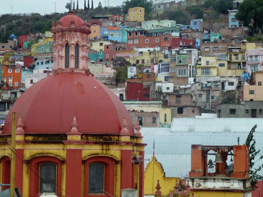 As in nearby San Miguel de Allende, Guanajuato retains its colonial-era beauty, albeit on a less manicured scale. Photo: Maribeth Mellin, Special To SFGate