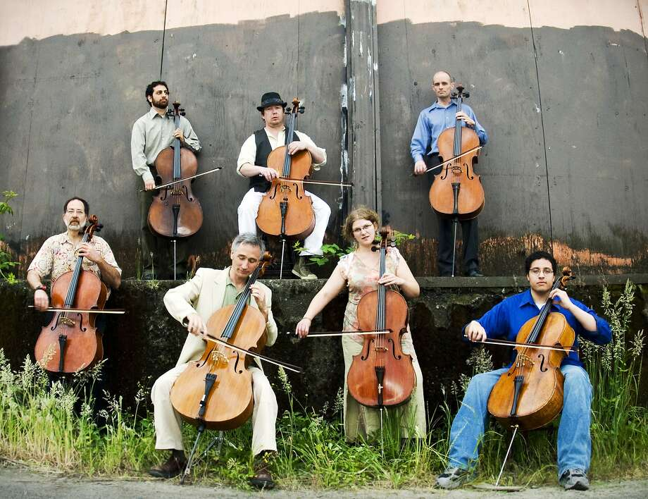 "The Portland Cello Project's latest album is ""Winter (The Best Nine Months of the Year)."" Photo: Tarina Westlund"