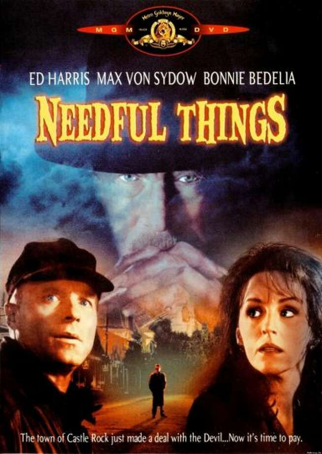 27% Rotten: Needful Things, 1993 - The devil comes to Maine and bad things happen.