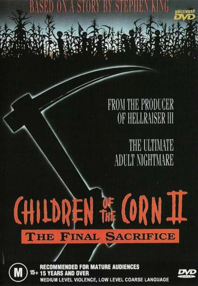 25% Rotten: Children of the Corn II: The Final Sacrifice, 1992 - We'd all like to forget the Children of the Corn franchise.