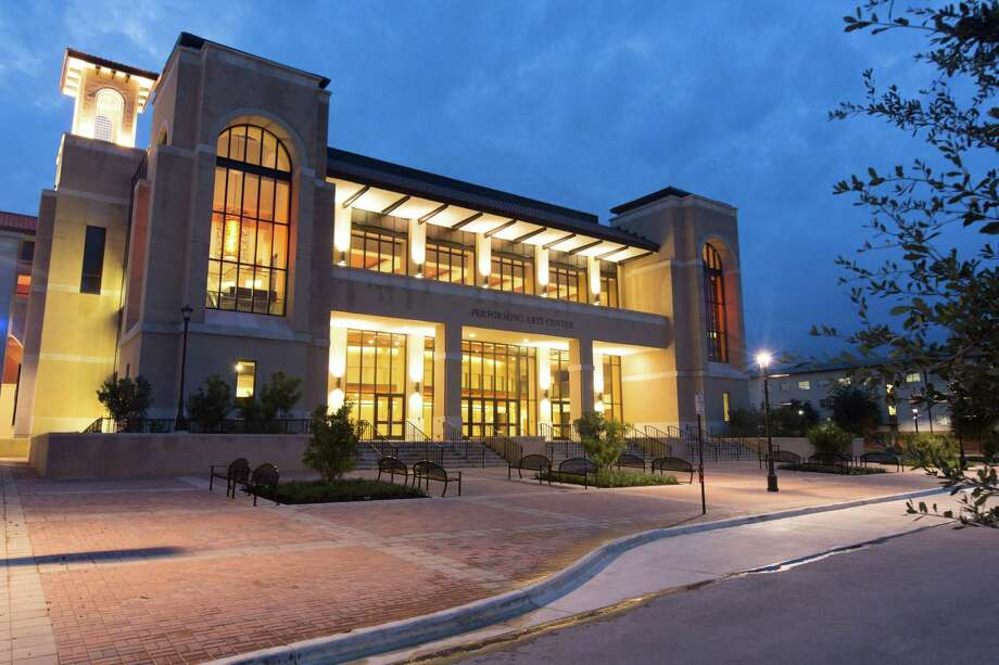 Texas State University opened a $40.9 million performing arts center this year. Photo: Courtesy Photo