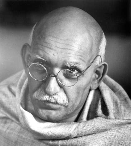 """Gandhi"" – This awe-inspiring biopic about Mahatma Gandhi -- the diminutive lawyer who stood up against British rule in India and became an international symbol of nonviolence and understanding -- brilliantly underscores the difference one person can make. Available July 1 Photo: Archive Photos, Getty Images / 2012 Getty Images"