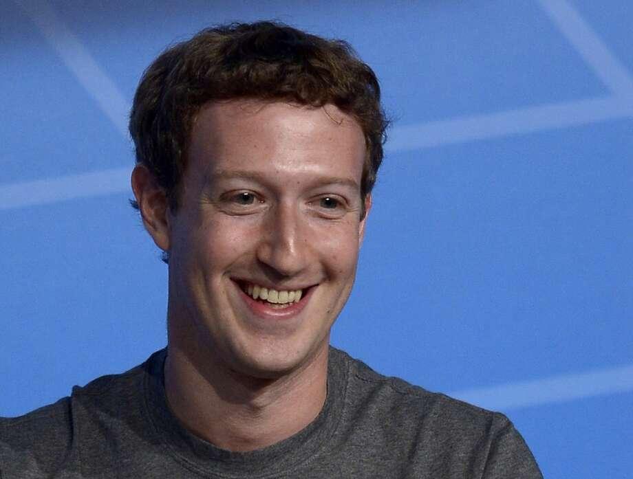 2. Mark ZuckerbergCompany: Facebook Market cap: $182.5 billion Age: 29 Photo: Manu Fernandez, Associated Press