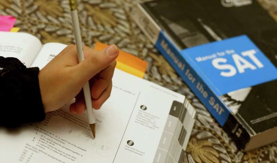 Last week, the College Board announced the second redesign of the SAT this century, scheduled to take effect in early 2016. The changes seem to make the test easier. Photo: Joe Raedle / Getty Images / 2014 Getty Images