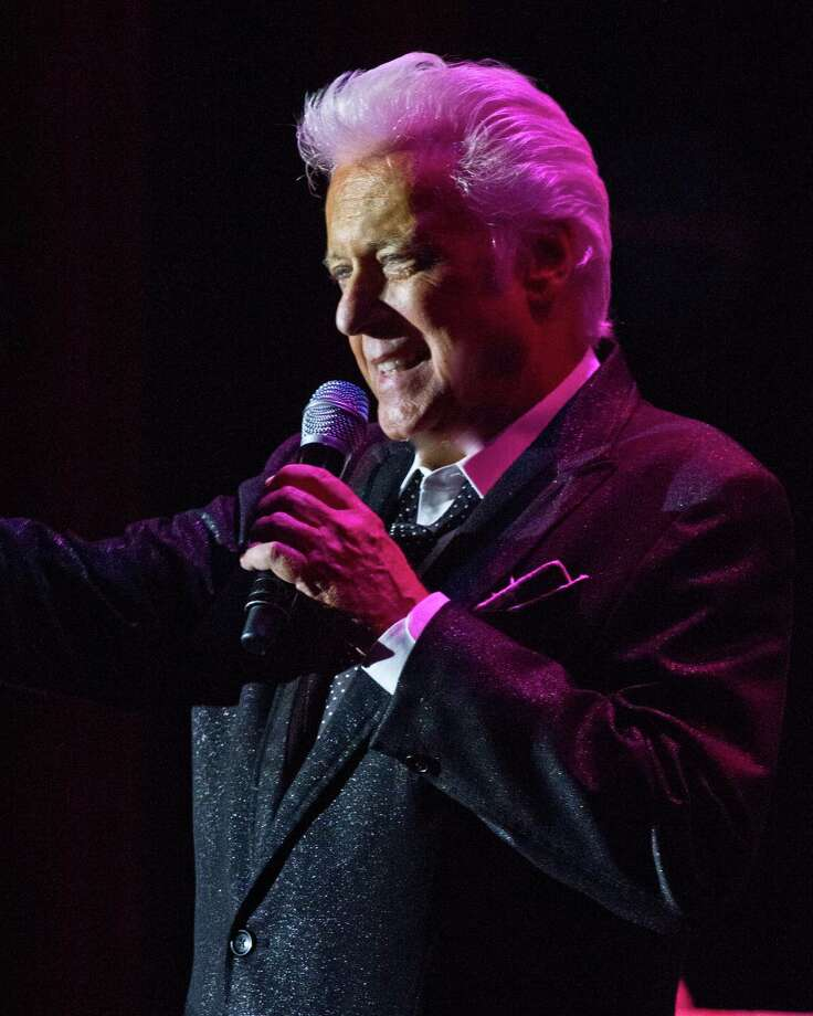"Singer Jack Jones, who performs ""I've Got Your Number"" on the soundtrack of the recent hit movie ""American Hustle,"" is doing a concert Sunday, March 16, 2014, at the Edgerton Center in Fairfield, Conn. Photo: Contributed Photo / Connecticut Post Contributed"