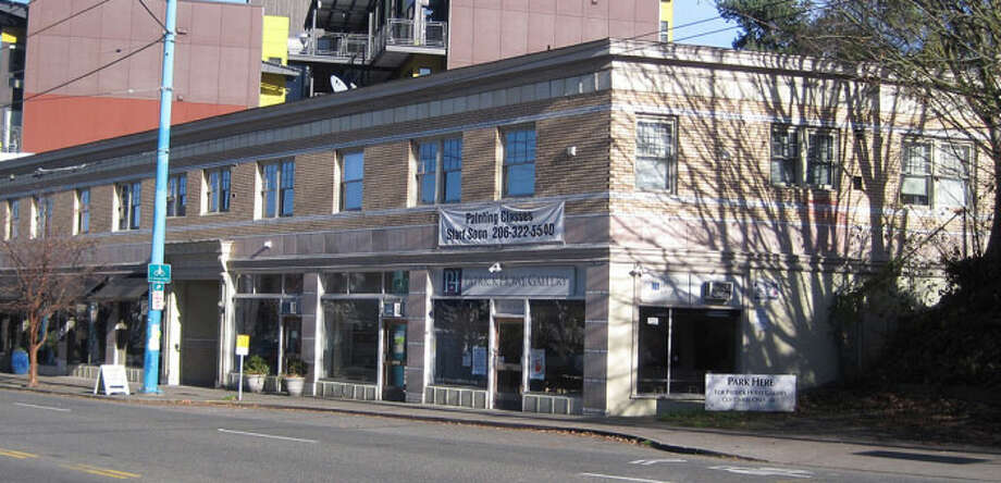 A.W. Larson Building – 1924 – Formerly the Harwood Apartments, the wood frame building was originally home to a piano store, several cafes and a grocery, as well as 12 apartments. Photo: Photos Provided To Seattle Historic Preservation Office