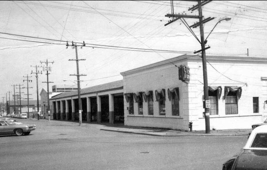 Puget Sound Power & Light Utilities Building – 1926 – Also known as the 8th & Roy Shops, the South Lake Union warehouse was built as the city struggled to decide whether public or private utilities would serve Seattle. Photo: Photos Provided To Seattle Historic Preservation Office