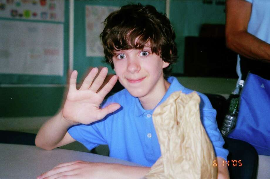 Adam Lanza is pictured in this undated image from 2005 in Newtown, Connecticut. Photo: Kateleen Foy, Kateleen Foy/Getty Images / 2005 Kateleen Foy Getty images