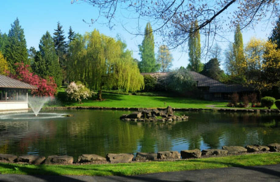 Talaris Conference Center – 1965-1971 – Formerly the Battelle Memorial Institute Seattle Research Center, the Laurelhurst center was built to host seminars and conferences. The site includes a publicly accessible park and a large pond; the current owner hopes to develop the property. Photo: Photos Provided To Seattle Historic Preservation Office
