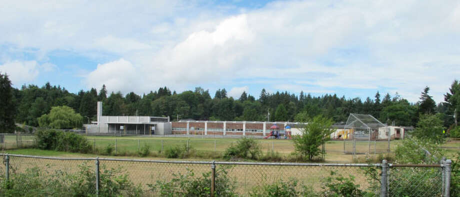 Olympic Hills Elementary School – 1954 – This northeast Seattle school was built shortly after Lake City was annexed. Long known for its racially restrictive covenants, the area saw a boom following the construction of Northgate Mall in 1950. Photo: Photos Provided To Seattle Historic Preservation Office