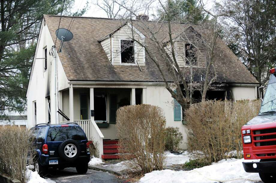 135 Crane St., in Fairfield, Conn., where a mother and daughter died following a fire on Monday, March 10, 2014. Photo: Cathy Zuraw / Connecticut Post
