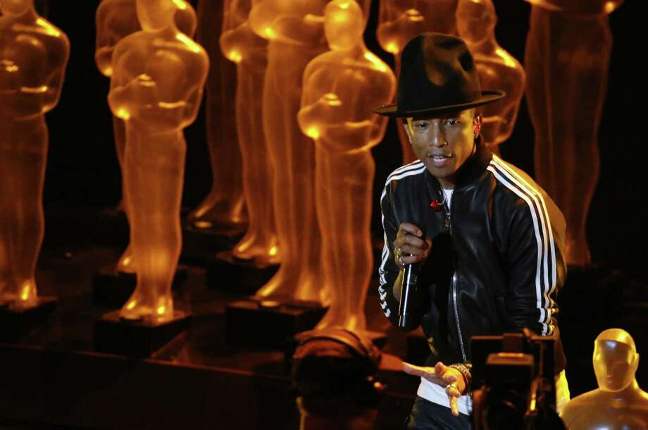 "The stars have been shining on Pharrell Williams this year; he just released his second solo album, ""G.I.R.L."" Photo: Robert Gauthier / Los Angeles Times / Los Angeles Times"
