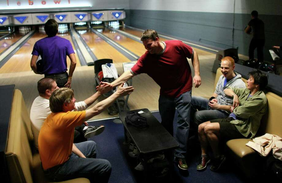 Highstrike Grill at West Seattle Bowl,4505 39th Ave SW, West Seattle: Three free games with breakfast. Readers recommend the Eggs Benedict for $9.99. Photo: Joshua Trujillo, Seattlepi.com File Photo / Seattle Post-Intelligencer