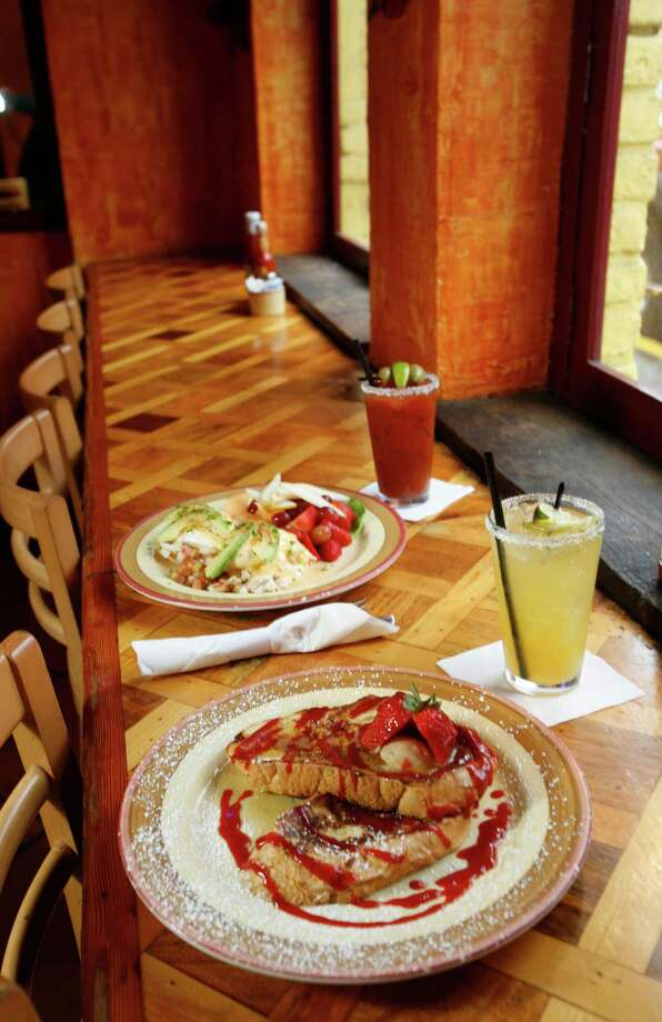 Peso's, 605 Queen Anne Ave N., Lower Queen Anne: Huevos, migas and an array of benedicts. Buenos dias. Photo: Paul Joseph Brown, Seattlepi.com File Photo