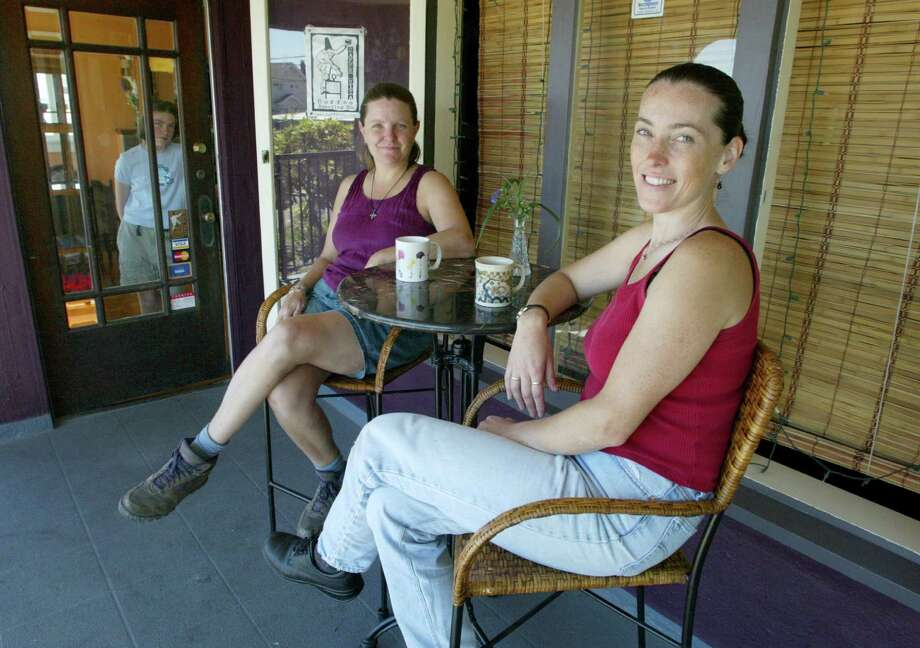 "Wild Mountain Cafe, 1408 NW 85th Street, Crown Hill: Readers recommend the huevos rancheros here, though you can also find the ""tower of power"" (a vegetarian potato cake-based dish), migas or even a big bowl of mac 'n' cheese for breakfast. Photo: GILBERT W. ARIAS, Seattlepi.com File Photo"