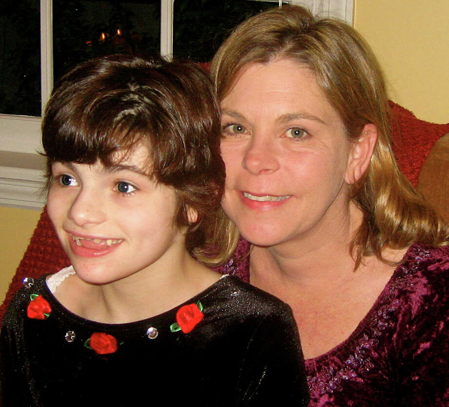 Maureen Gerrity and daughter Katie O'Neill, who both died in a fire at their Crane Street home early Monday. Photo: Contributed Photo / Fairfield Citizen