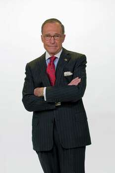 CNBC's 'The Kudlow Report' ended its run at the end of March. Photo: Contributed Photo, Contributed / Darien News Contributed