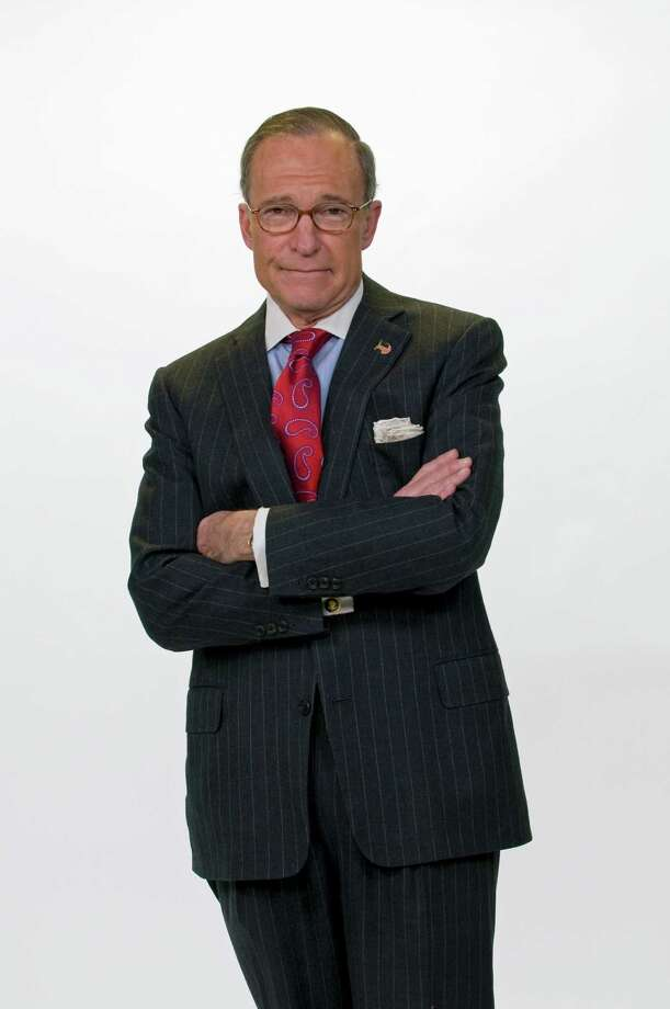 CNBC anchorman Larry Kudlow will speak at the New Covenant House of Hospitalityís 10th annual celebrity breakfast fundraiser on April 22 in Darien. Photo: Contributed Photo, Contributed / Darien News Contributed