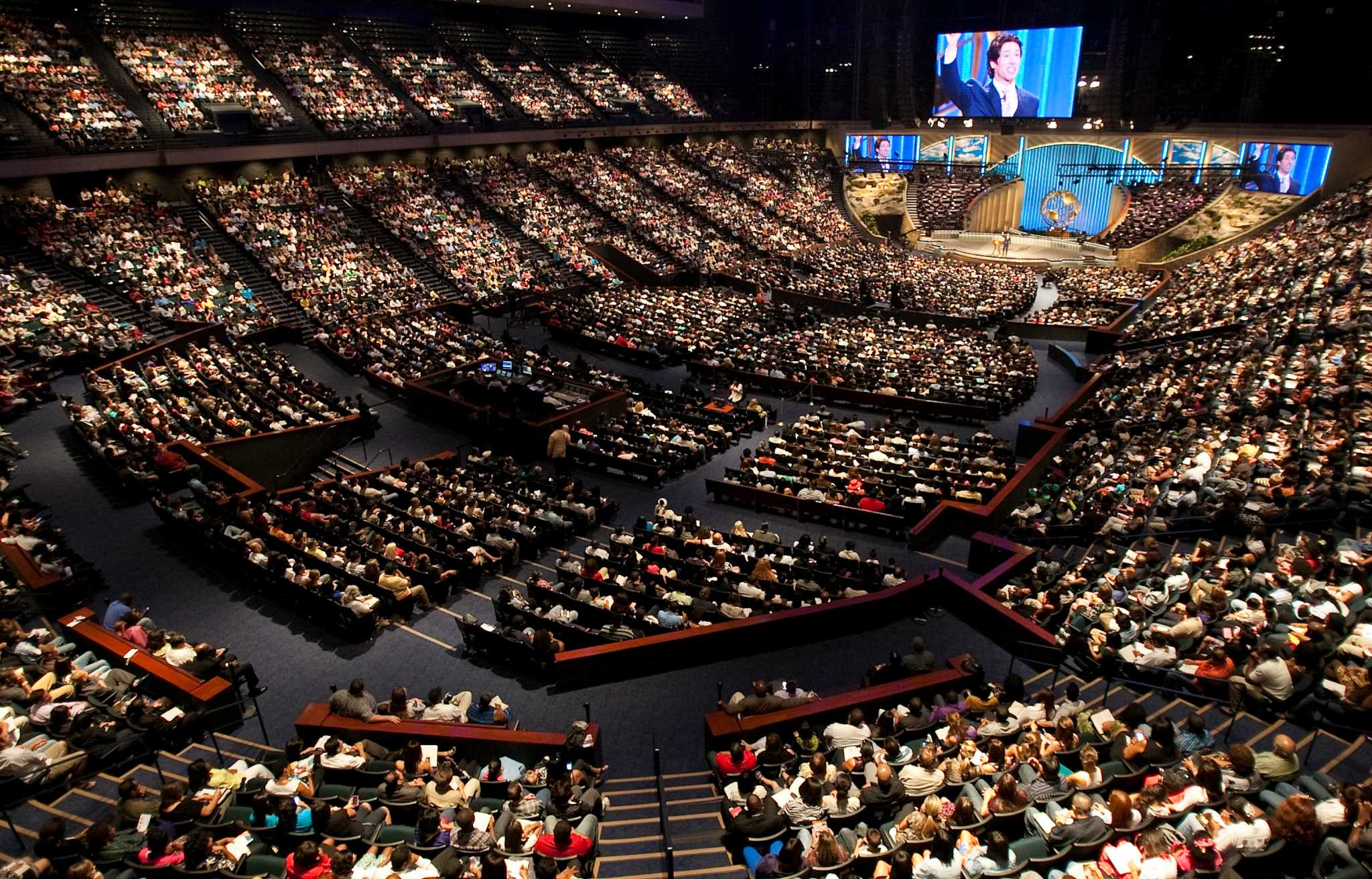 10 Years Ago Lakewood Church Joel Osteen Move Into