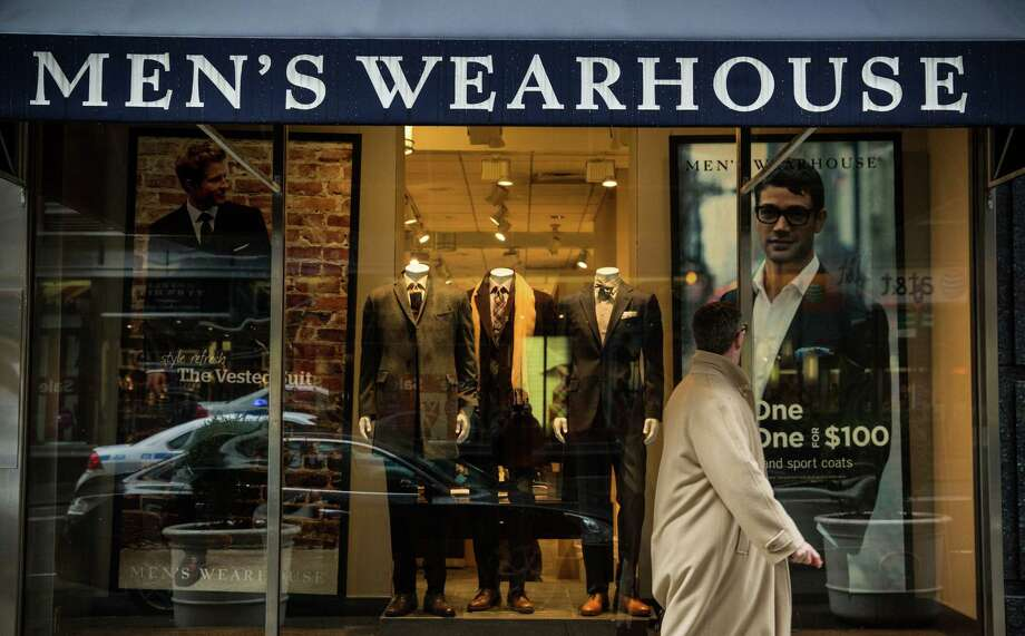 The Men's Wearhouse deal is worth $1.8 billion and ends nearly six months of hostilities. Photo: Getty Images / File Photo / 2014 Getty Images